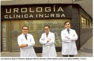 """Pioneros de los últimos avances en la urología – """"La Gaceta de Salamanca"""""""