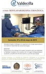 Cirugía Minilaparoscopia Experimental del Hospital Virtual de Valdecilla