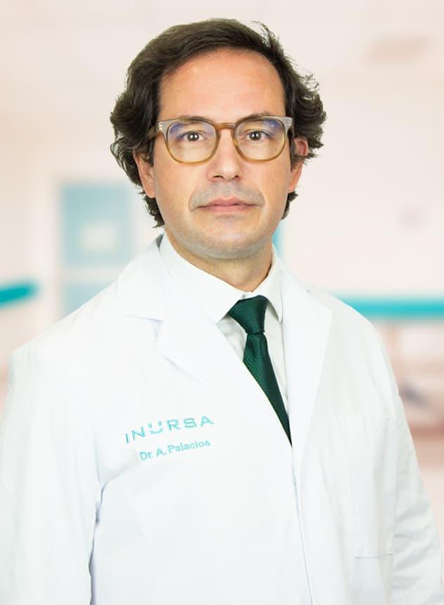 Médico Urólogo en Salamanca - Alberto Palacios